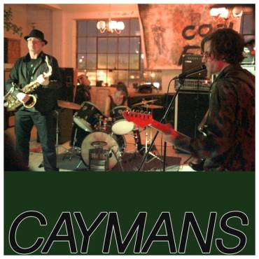 A digital album by my band Caymans released in 2012