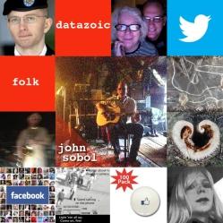 My album of original digital folk songs on Bandcamp (2012)