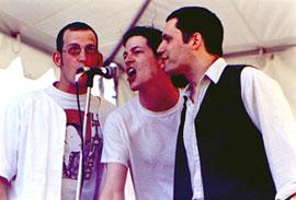 AWOL Love Vibe In performance @ Bumbershoot (Seattle 1995)