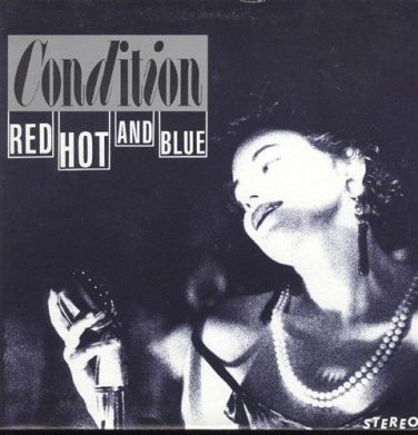 An LP by my band Condition on AMOK Records from 1986