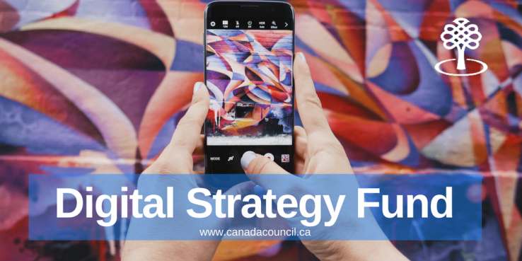 Image result for canada council for the arts digital strategy fund