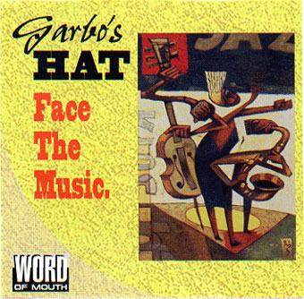 A CD I produced for my label Word of Mouth in 1994