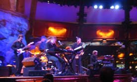 Me with Classic Albums Live performing Born to Run at the Mohegan Sun in 2005